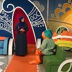 برنامه تلویزیونی دست کی بالا به کارگردانی زهرا حقجو