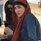 پشت صحنه فیلم سینمایی هزارتو با حضور مریم معصومی