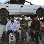 پشت صحنه فیلم سینمایی هزارتو با حضور سیدشهاب حسینی و مریم معصومی