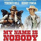 پوستر فیلم سینمایی نام من هیچکس به کارگردانی Tonino Valerii - Sergio Leone
