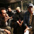 پشت صحنه فیلم سینمایی اتوبوس شب با حضور کیومرث پوراحمد