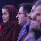 نشست خبری فیلم سینمایی دریاچه ماهی با حضور مریم دوستی