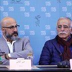 نشست خبری فیلم سینمایی بدون تاریخ بدون امضاء با حضور عبدالله اسکندری و امیر آقایی