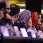 نشست خبری فیلم سینمایی انزوا با حضور لعیا عباسمیرزایی