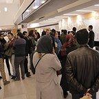عکس جشنواره ای فیلم سینمایی جوجه ها آخر پاییز جیغ میکشند به کارگردانی مجتبی اسپنانی