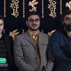 عکس جشنواره ای فیلم سینمایی شعلهور با حضور هادی مقدمدوست، محمدرضا شفیعی و دارا حیایی
