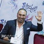 نشست خبری فیلم سینمایی لاتاری با حضور حمید فرخنژاد