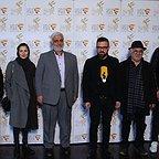 اکران افتتاحیه فیلم سینمایی مغزهای کوچک زنگ زده با حضور سعید سعدی، هومن سیدی، مرجان اتفاقیان و نوید پورفرج