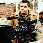 پشت صحنه سریال تلویزیونی مهر طوبی با حضور مهران رنجبر