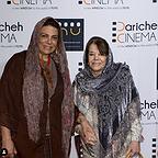 فخری خوروش، بازیگر و کارگردان سینما و تلویزیون - عکس جشنواره به همراه گوهر خیراندیش