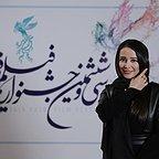 عکس جشنواره ای فیلم سینمایی چهارراه استانبول با حضور الناز حبیبی