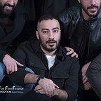 عکس جشنواره ای فیلم سینمایی مغزهای کوچک زنگ زده با حضور نوید محمدزاده