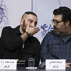 نشست خبری فیلم سینمایی مغزهای کوچک زنگ زده با حضور فرهاد اصلانی و نوید محمدزاده