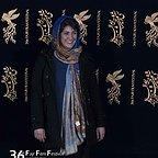 عکس جشنواره ای فیلم سینمایی عرق سرد با حضور باران کوثری