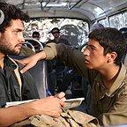 فیلم سینمایی اتوبوس شب با حضور مهرداد صدیقیان و امیرمحمد زند