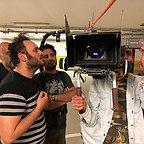 پشت صحنه فیلم سینمایی لاتاری با حضور محمدحسین مهدویان