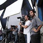 پشت صحنه فیلم سینمایی بدون تاریخ بدون امضاء با حضور نوید محمدزاده