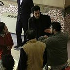 پشت صحنه سریال تلویزیونی خط شکن با حضور حامد کمیلی
