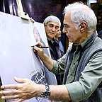 نشست خبری فیلم سینمایی بادیگارد با حضور ابراهیم حاتمیکیا و محمود کلاری