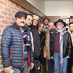 اکران افتتاحیه فیلم سینمایی کامیون با حضور کامبوزیا پرتوی، سعید آقاخانی و نسرین مرادی