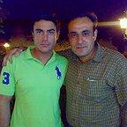 تصویری شخصی از محمدرضا گلزار، بازیگر و خواننده تیتراژ سینما و تلویزیون