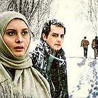 پوستر سریال تلویزیونی خط شکن با حضور مریم کاویانی و حامد کمیلی