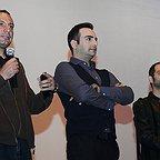 اکران افتتاحیه فیلم سینمایی ایتالیا ایتالیا با حضور حامد کمیلی، رضا سخایی و کاوه صباغ زاده