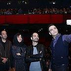 اکران افتتاحیه فیلم سینمایی ایتالیا ایتالیا با حضور حامد کمیلی، سارا بهرامی، رضا سخایی و کاوه صباغ زاده