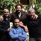 پشت صحنه فیلم سینمایی چهارراه استانبول با حضور بهرام رادان، محسن کیایی، بابک بهشاد و تینو صالحی