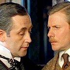 سریال تلویزیونی Sherlock Holmes and Doctor Watson: The Acquaintance با حضور Vasiliy Livanov و Vitali Solomin
