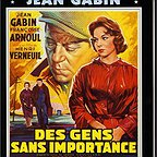 فیلم سینمایی People of No Importance با حضور Jean Gabin و Françoise Arnoul