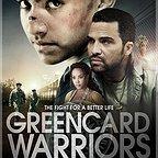 فیلم سینمایی Greencard Warriors با حضور Manny Perez