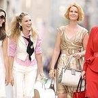فیلم سینمایی Sex and the City با حضور کیم کاترال، سینتیا نیکسون، سارا جسیکا پارکر و Kristin Davis