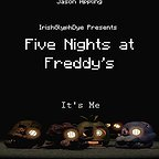 سریال تلویزیونی IrishGlyphDye: Five Nights at Freddy's با حضور Jason Appling