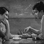 فیلم سینمایی The Coward با حضور Soumitra Chatterjee و Madhabi Mukherjee