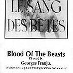 فیلم سینمایی Le sang des bêtes به کارگردانی Georges Franju
