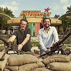فیلم سینمایی Le crocodile du Botswanga با حضور Fabrice Eboué و Lionel Steketee