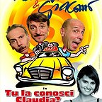 فیلم سینمایی Tu la conosci Claudia? با حضور Aldo، Giacomo، Giovanni و Paola Cortellesi