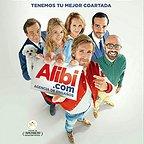 فیلم سینمایی Alibi.com با حضور Didier Bourdon، Elodie Fontan، ناتالی بای، Tarek Boudali، Philippe Lacheau و Julien Arruti