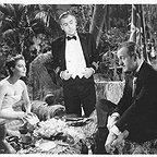فیلم سینمایی The Little Hut با حضور Stewart Granger، دیوید نیون و Ava Gardner