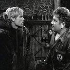 فیلم سینمایی Obyknovennoe chudo با حضور Oleg Vidov و Evgeniy Vesnik