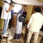 پشت صحنه سریال تلویزیونی مسافران به کارگردانی رامبد جوان