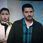 پریسا خسروی در صحنه فیلم سینمایی آخرین بار کی سحر را دیدی؟ به همراه محمدرضا غفاری