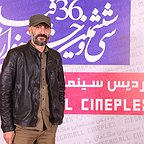 عکس جشنواره ای فیلم سینمایی لاتاری با حضور هادی حجازیفر