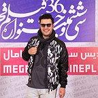 عکس جشنواره ای فیلم سینمایی لاتاری با حضور جواد عزتی