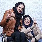 اکران افتتاحیه فیلم سینمایی عرق سرد با حضور باران کوثری