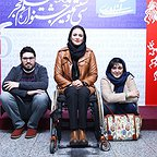 اکران افتتاحیه فیلم سینمایی عرق سرد با حضور باران کوثری و سهیل بیرقی