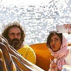 فیلم سینمایی خوک با حضور حسن معجونی و پریناز ایزدیار