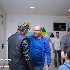اکران افتتاحیه فیلم سینمایی لاتاری با حضور محمد بحرانی