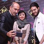 اکران افتتاحیه فیلم سینمایی لاتاری با حضور هادی حجازیفر و زیبا کرمعلی